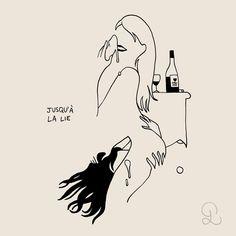 """2,268 mentions J'aime, 12 commentaires - ❤️ Petites Luxures ❤️ (@petitesluxures) sur Instagram : """"""""To the dregs"""" #eroticdrawing #eroticart #erotic #petitesluxures"""""""