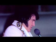 """ELVIS 1977: RARE LIVE """"MOODY BLUE"""" #FULL VERSION WITH INTRO FROM ELVIS# - YouTube"""