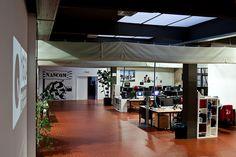 Nascom office, Genk by Dirk DS, via Flickr