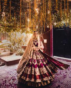 Latest Wedding Lehenga Colour trends for Indian Brides - Witty Vows Wedding Dresses Plus Size, Princess Wedding Dresses, Best Wedding Dresses, Boho Wedding Dress, Wedding Attire, Bridal Dresses, 50s Wedding, Summer Wedding, Wedding Ideas