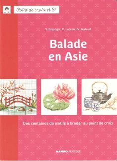 """Gallery.ru / """"Balade en Asie"""" V. Enginger, C. Lacroix - """"Balade en Asie"""" - natalia-stella"""