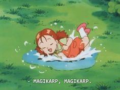 Everyone wants to be a magikarp.