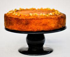 Healthy Coconut Flour Orange Cake