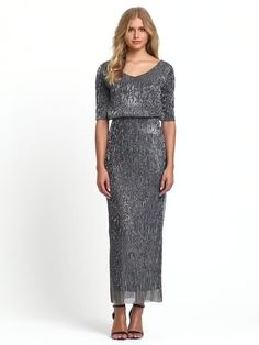 Vila LurexMaxi Dress   very.co.uk
