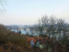 - Havelberg mit Blick auf die Havel