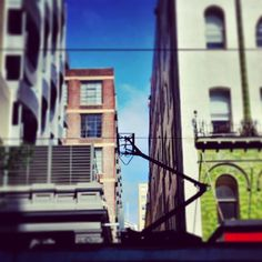 The Shapes and Lines of Melbourne