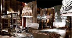 Roberto Cavalli expands Home collection