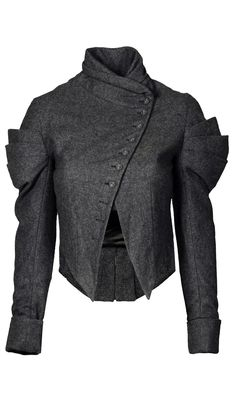 Religion Asymmetric Marl Jacket from Religion (Coats & Jackets - Womenswear) at Ayoxx Store