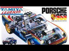 Tamiya Porsche 959... Tamiya, Porsche, Youtube, Porch, Youtubers, Youtube Movies