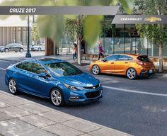 Downloadable 2017 Chevrolet Cruze Brochure