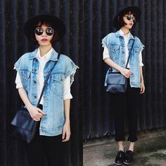 More looks by Phen Holy: http://lb.nu/phenholy  #casual #grunge #vintage