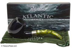 TobaccoPipes.com - Peterson Atlantic 68 Tobacco Pipe - Fishtail, $144.00 (http://www.tobaccopipes.com/peterson-atlantic-68-tobacco-pipe-fishtail/)