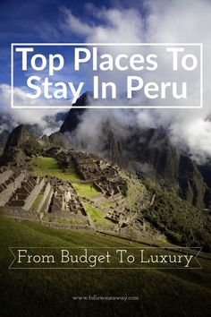Are you taking a vacation to South America and looking at where to stay in Peru? Planning your dream trip in your mind? Whatever your plans, we love Airbnb when