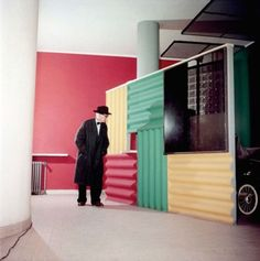 le #corbusier - le corbu in colour