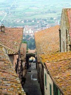 Cortona (Arezzo) Tuscany