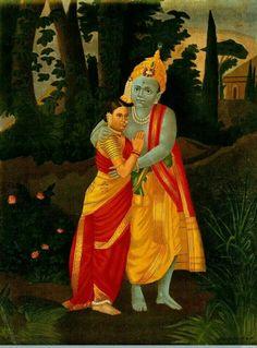 Radha and Krishna Bal Krishna, Krishna Art, Pottery Sculpture, Pottery Art, Sita Ram, Plastic Art, God Pictures, Indian Art, Art World