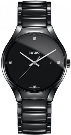 Rado Watch True L #add-content #bezel-fixed #bracelet-strap-ceramic #brand-rado #case-material-ceramic #case-width-40mm #date-yes #delivery-timescale-1-2-weeks #dial-colour-black #gender-mens #luxury #movement-quartz-battery #new-product-yes #official-stockist-for-rado-watches #packaging-rado-watch-packaging #style-dress #subcat-true #supplier-model-no-r27238722 #warranty-rado-official-2-year-guarantee #water-resistant-50m