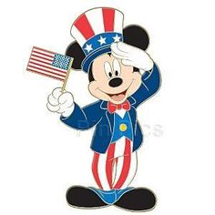 4th of july at disney world