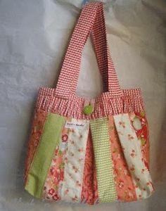 Hook 'n Needle Creations: Anne handbag