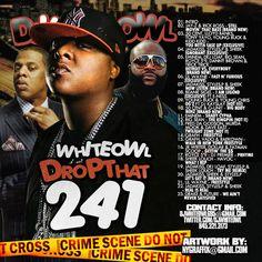 DJ Whiteowl – Whiteowl Drop That 241
