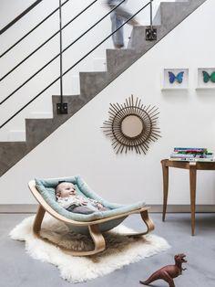 La chaise haute évolutive de Charlie Crane | MilK - Le magazine de mode enfant