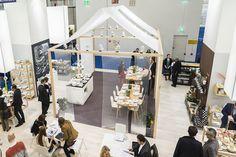 KAHLA Porzellan auf der Ambiente Messe 2016 in Frankfurt.