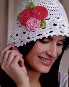 "Pattern for this really cute Hat in ""Crochet Gifts to Go""."