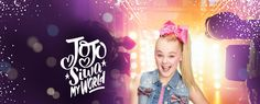 NEWS: JoJo Siwa just announced that she is putting out her own tv show called JOJO SIWA: MY WORLD !!!!!!! I don't know the date it airs or the channel it comes on but comment if you do!