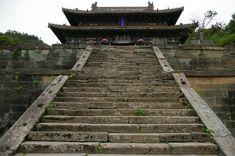 Five Dragon Temple WudangShan