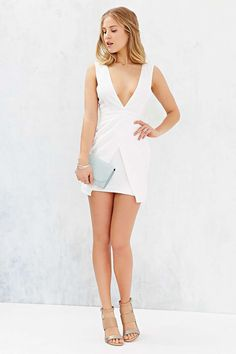 Finders Keepers Basic Instinct Dress - Urban Outfitters