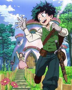 Boku no Hero Academia || Izuku Midoriya, Inko Midoriya