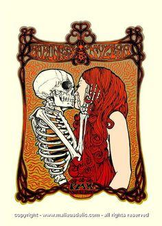 Baroness w/ Kylesa - silkscreen concert poster (click image for more detail)…