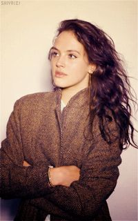 Jessica Brown-Findlay.