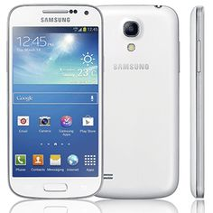 The Samsung Galaxy S4 Mini I9192 (White), the youngest S4 member has made its way into the smartphone market. The Galaxy S4 Mini is powered by a high speed 1.7 GHz dual core processor coupled with 1.5 GB of RAM for faster browsing and a superior gaming experience.