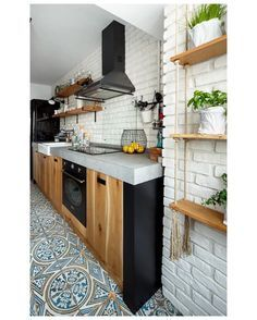 Maravilha de cozinha! #inspiração Pinterest:  br.pinterest.com/pinideias www.ideiasdiferentes.com.br |Imagem não autoral|