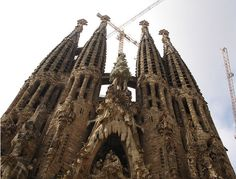 Gaudí. Sagrada Familia