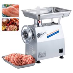 commercial meat grinder with ce