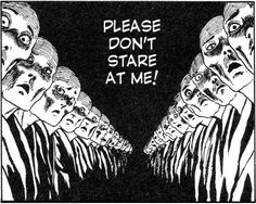 Junji Ito is a famous horror manga artist best known for creating Uzumaki but he has some Im Losing My Mind, Lose My Mind, Manga Gore, Loving Someone With Anxiety, Japanese Horror, Vent Art, Junji Ito, My Demons, Pet Peeves