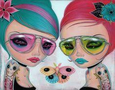 Art by Caia Koopman~ ♛