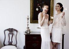 Vestidos Etoiles, linha Brancos (Foto: Divulgação )