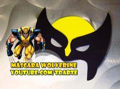 Máscara do Wolverine!! Vem aprender!! Informações sobre moldes e passo a passo completo você confere no Canal Ta de Arte -> www.youtube.com/tdarte <- Se gostar deixe o seu joínha e inscreva-se no canal, assim você me ajuda a produzir mais vídeos!! #diy #doityourself #manualidades #comofazer #comofaz #hechoamano #feitoamao #marvel #comics #geek #geeks #nerde #superherois #herois #comic #wolverine #wolverines #lembrancinhas #lembrancinha #personalizados #festafantasia #moldes #canaltadearte