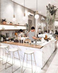 Coffee Is Life, Coffee Love, Coffee Art, Coffee Break, Best Coffee, Coffee Mugs, Coffee Shops, Breakfast Basket, Deli Cafe