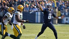 Marcus Mariota and Delanie Walker had a top 10 day - Music City Miracles