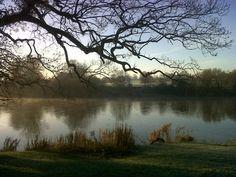 Mote Park, Maidstone UK.