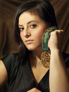 Dominique Moceanu-Gymnastics! #TeamUSA #Olympics