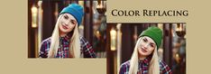 How to replace color of an object with Photoshop Photoshop Tutorial, Color Correction, Photo Editing, Objects, Graphic Design, Lace, Photograph, Editing Photos, Photography