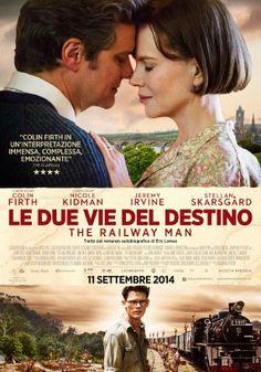 Le due vie del destino, tratto dalla biografia di Eric Lomax, con Colin Firth e Nicole Kidman,
