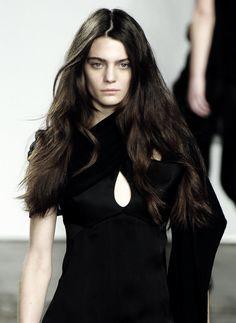 Marina Perez @ Karl Lagerfeld Fall 2006