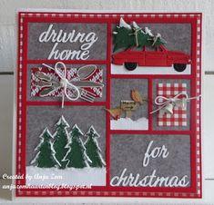 Super Design Card New Year 27 Ideas Company Christmas Cards, Christmas Cards 2018, Xmas Cards, Christmas Crafts, Christmas Scrapbook, Marianne Design, Thanksgiving Cards, Homemade Cards, Handmade Christmas