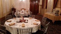 Tea Party at the Scottish Rite Des Moines